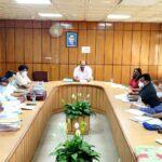 कैबिनेट मंत्री सुबोध उनियाल ने विभागीय समीक्षा बैठक की, अधिकारियों को दिए निर्देश।