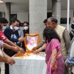 भाजपा मसूरी मंडल ने डॉ. श्यामा प्रसाद मुखर्जी को पुण्य तिथि पर किया याद।