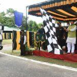 CM पुष्कर ने प्रदेश के दुरस्त क्षेत्रों के लिए कोविड राहत सामग्री का किया फ्लैग ऑफ।