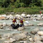 02 बच्चे नहाते हुए नदी में बहे, एक का शव बरामद दूसरे की सर्चिंग जारी।